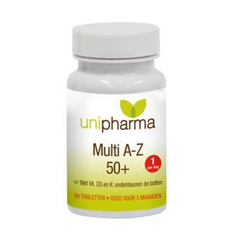 multi A-Z 50+ - 90 tabletten