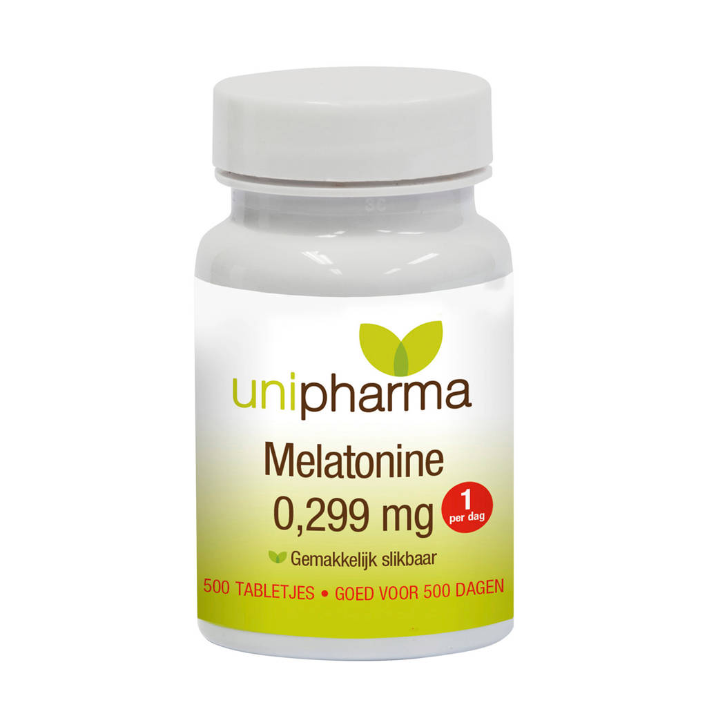 Unipharma Melatonine - 500 tabletten