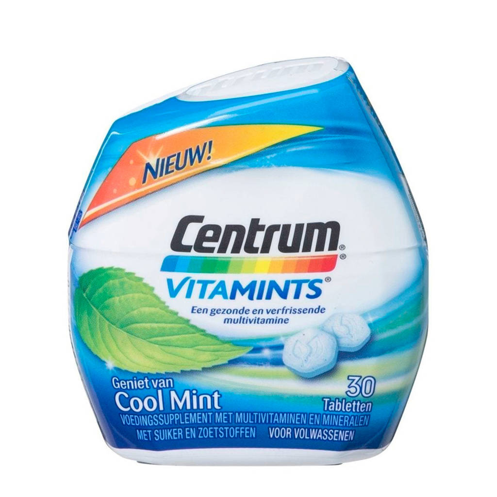 Centrum Vitamints cool mint - 30 stuks, Mint