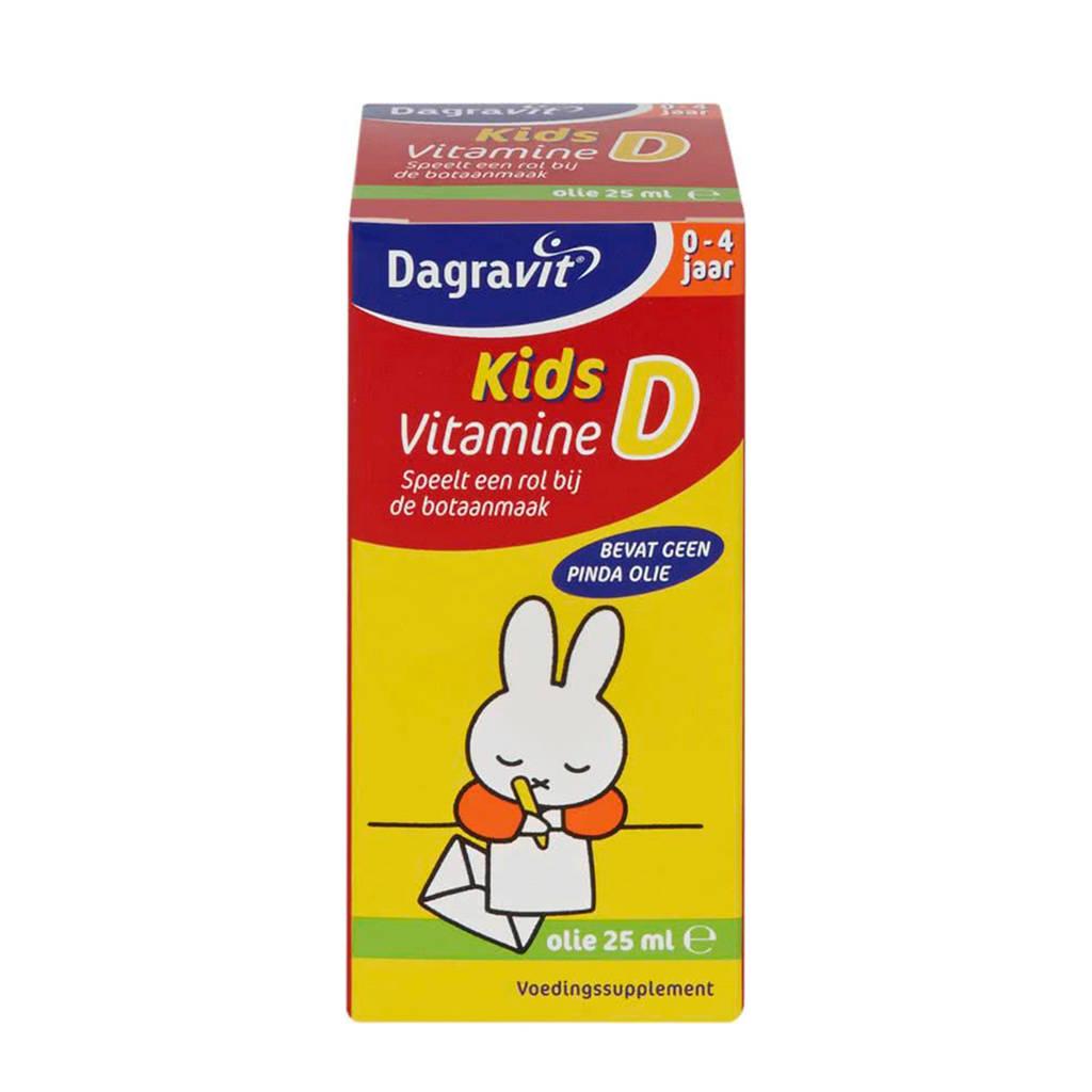 Dagravit Kids Vitamine D druppels - 25 ml, Druppels