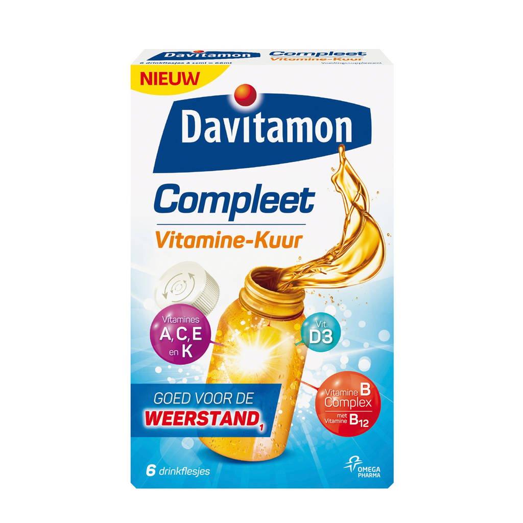 Davitamon Weerstand Compleet Vitamine-Kuur - 6 stuks