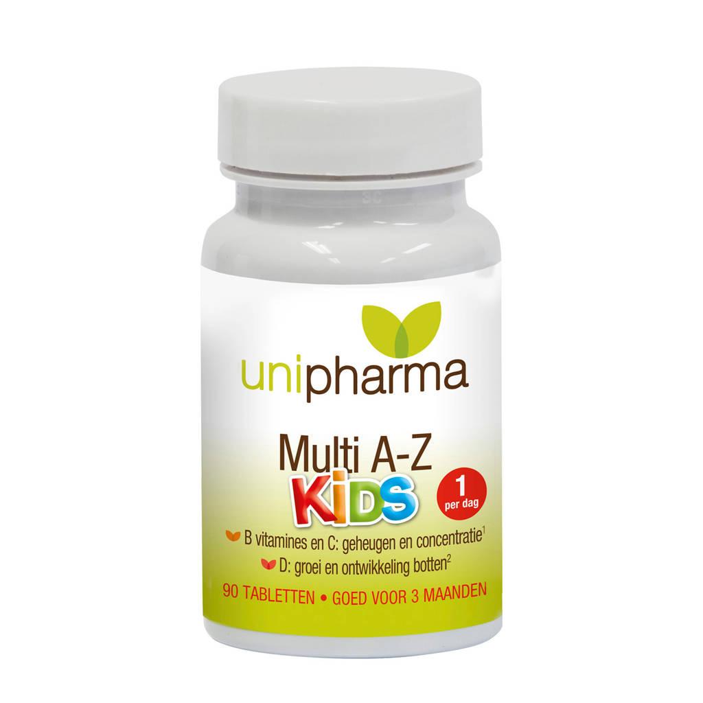 Unipharma Multi A-Z kids - 90 tabletten