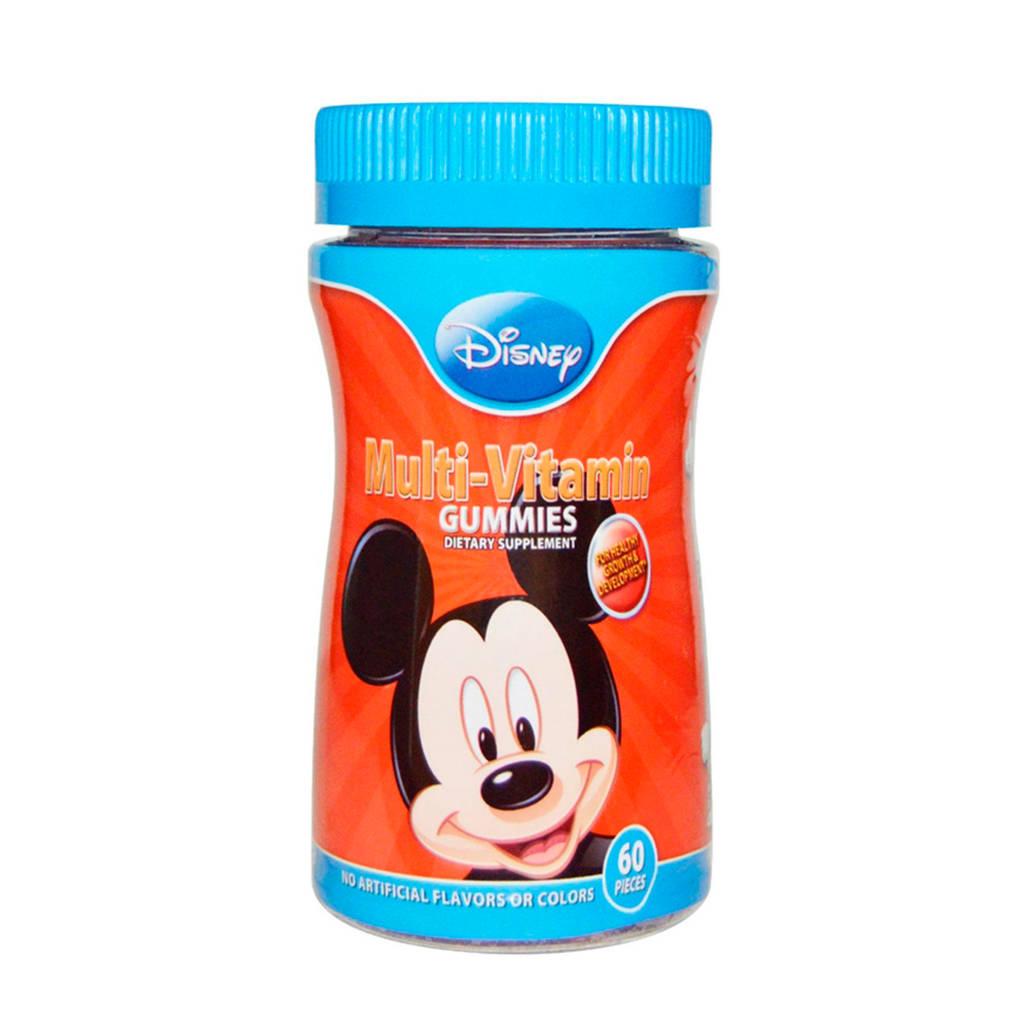 Disney Multivitaminen Gummies Mickey - 60 stuks