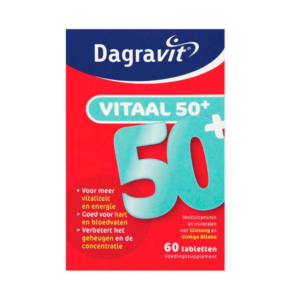 Dagravit Vitaal 50+ - 100 tabletten, 100 stuks