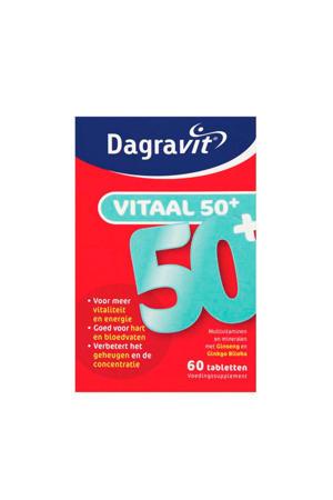 Vitaal 50+ - 100 tabletten