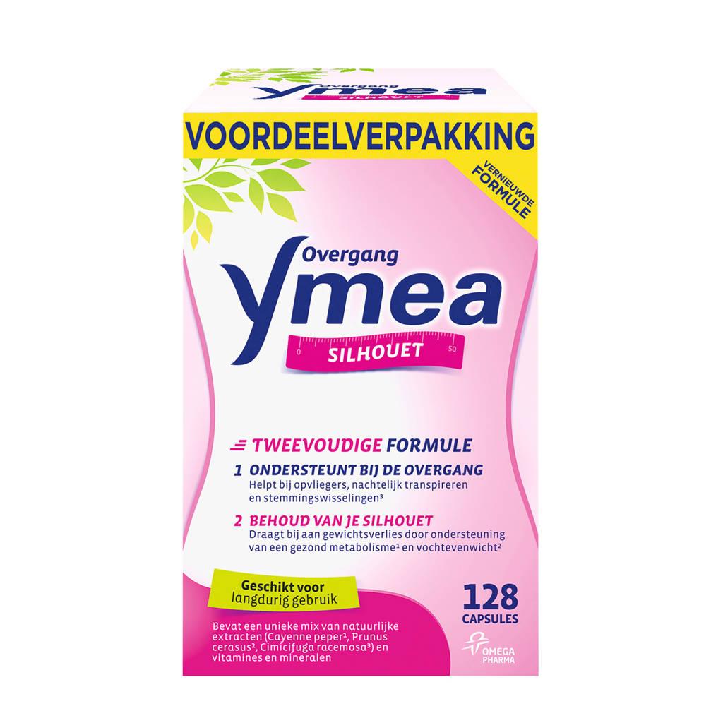 YMEA Silhouette menopauze - 128 capsules, 128 stuks