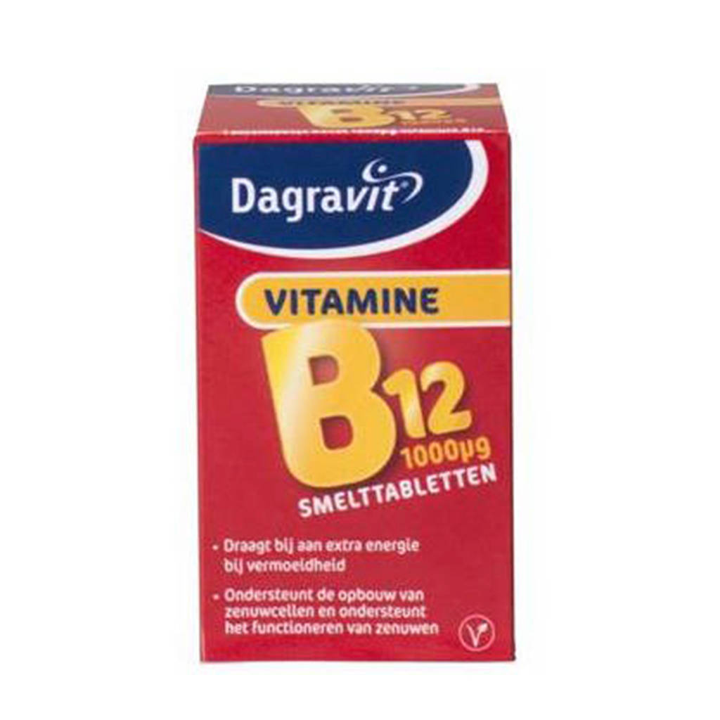 Dagravit Vitamine B12 - 100 stuks