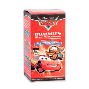 Multivitaminen Gummies Cars - 60 stuks