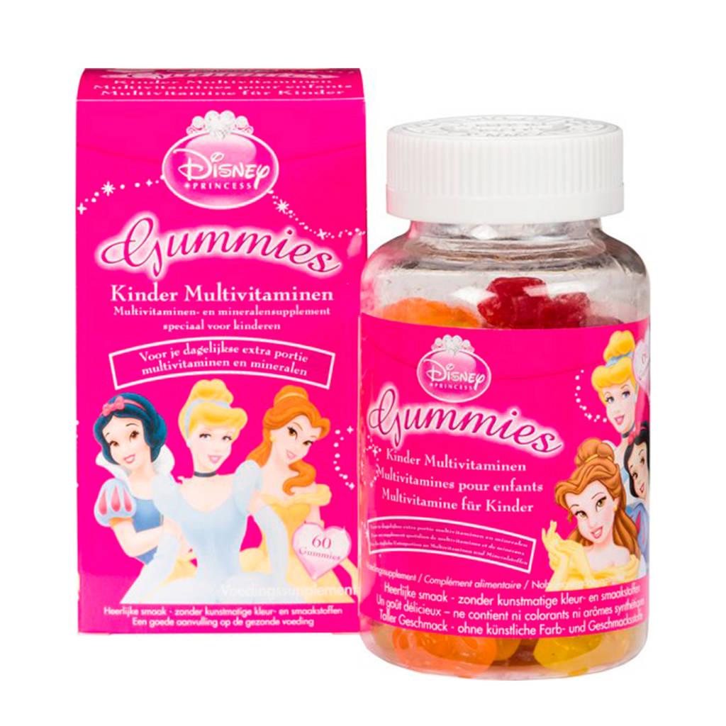 Disney Multivitaminen Gummies prinses - 60 stuks