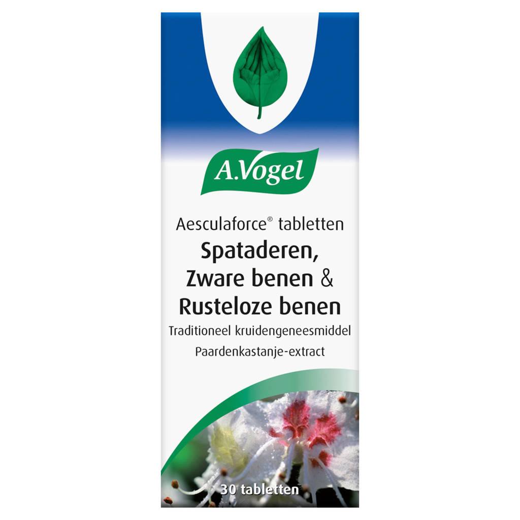 A.Vogel Aesculaforce - 30 tabletten