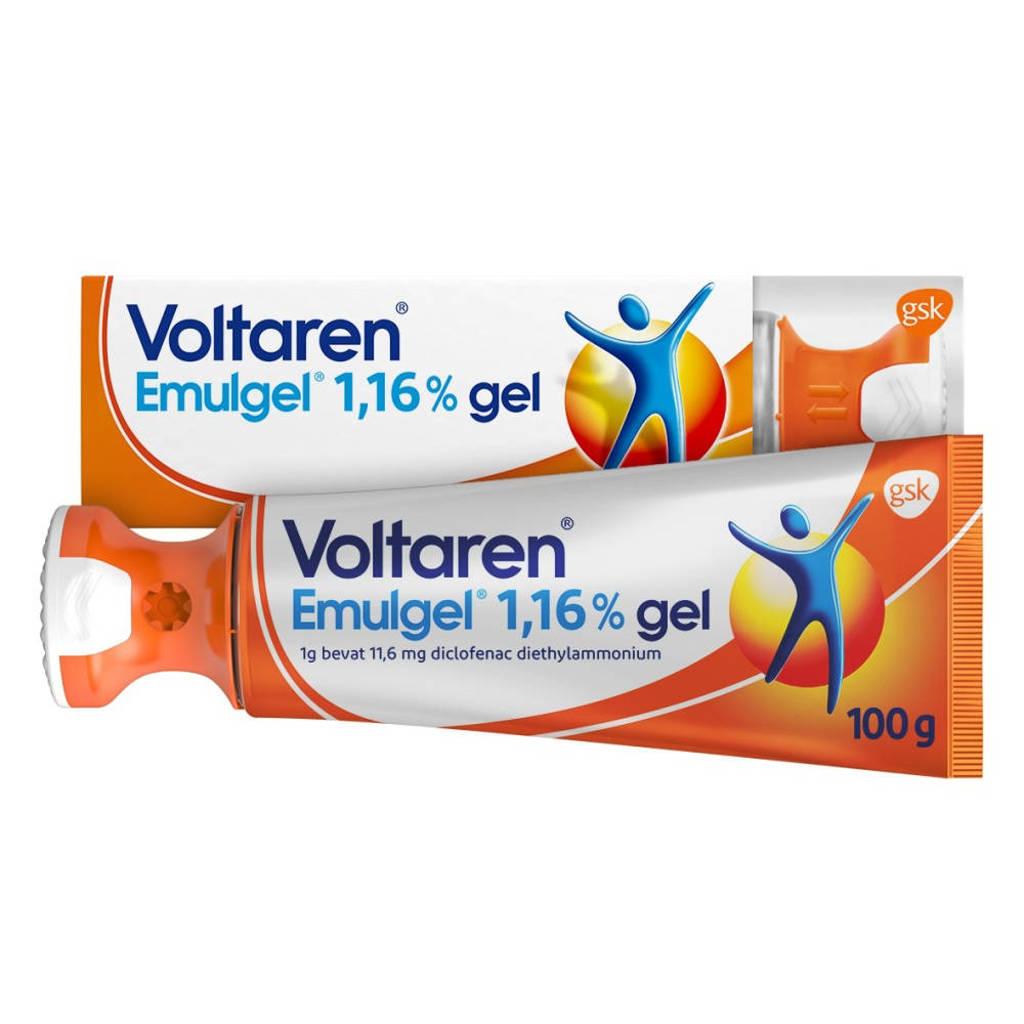 Voltaren Emugel 1.16% Doseer- en Smeerdop - 100 gr