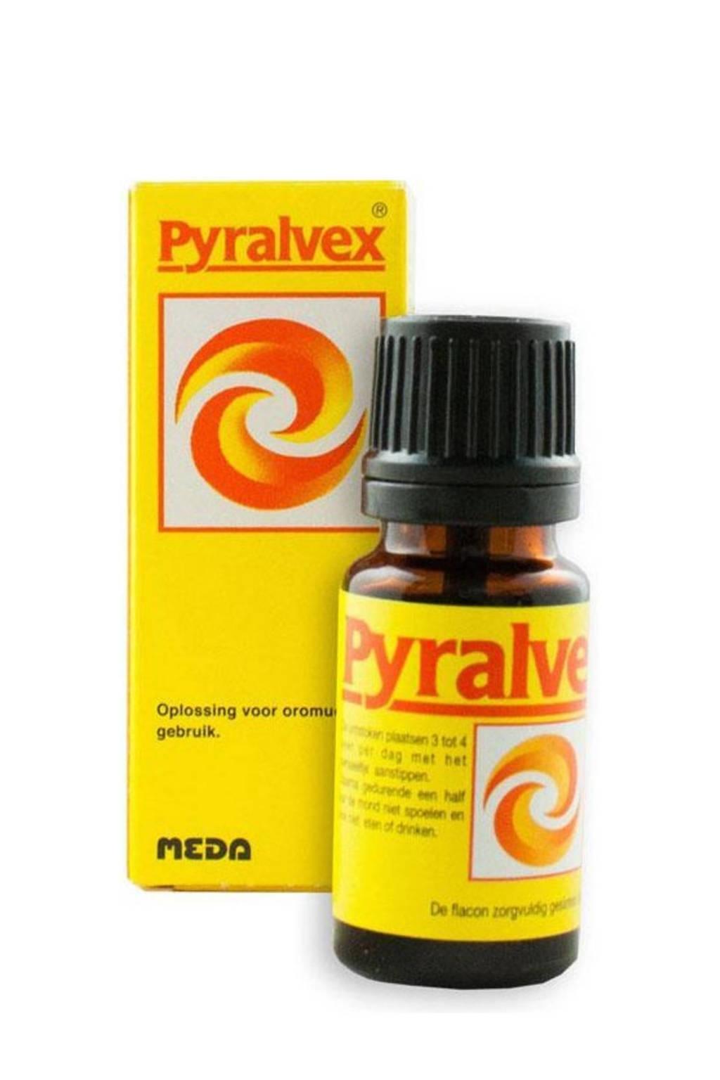 Pyralvex Mondvloeistof - 10 ml