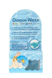 Sanohra oordoppen water - kinderen