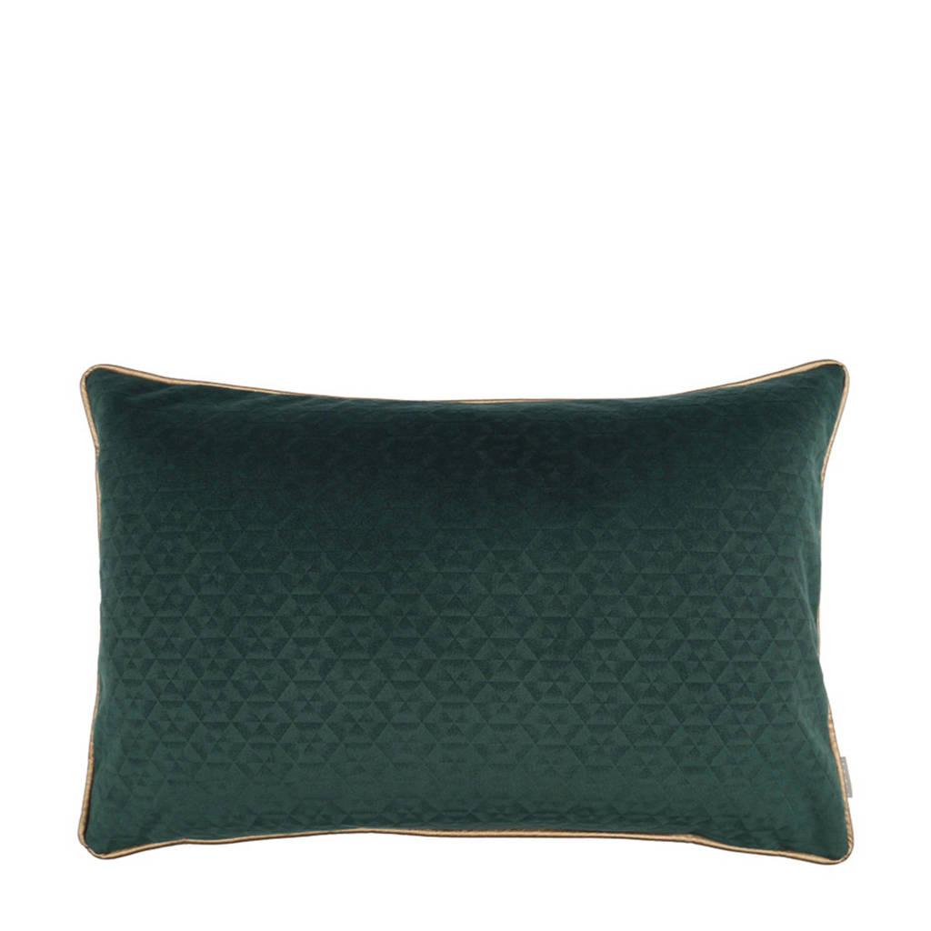Raaf sierkussenhoes Joyce  (40x60 cm), Groen