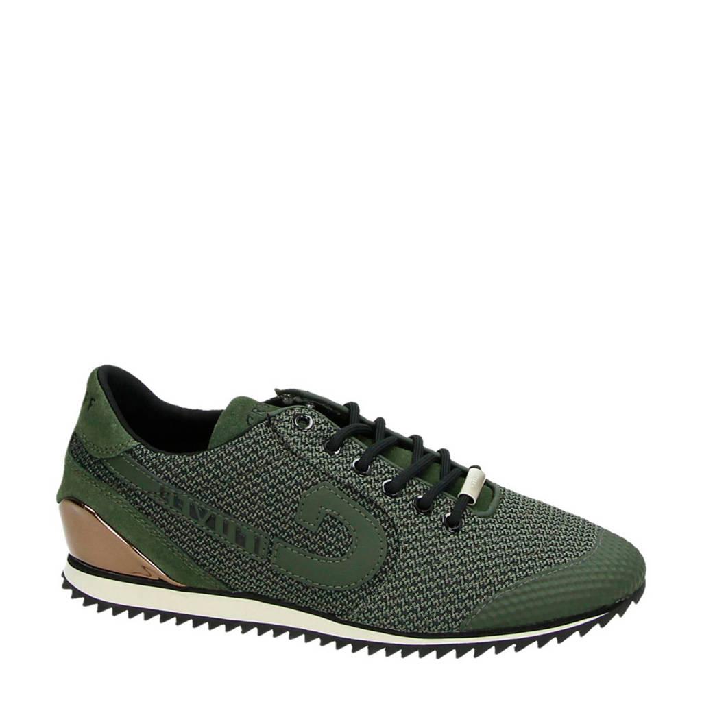 Cruyff  Revolt sneakers groen, Groen