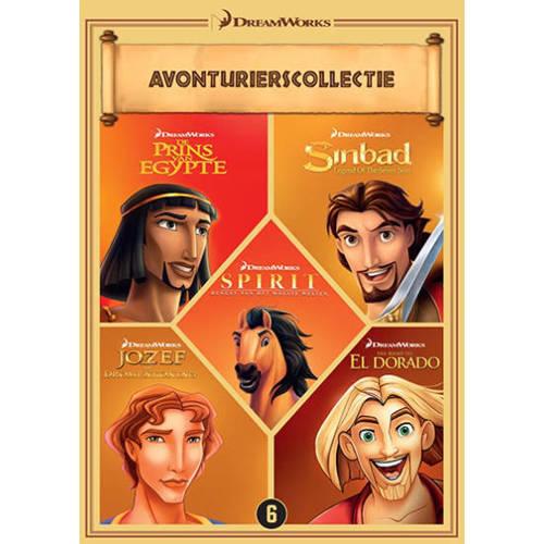 Dreamworks classics box (DVD) kopen