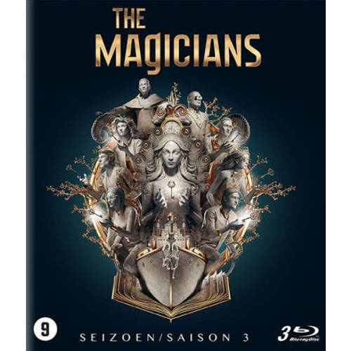 Magicians - Seizoen 3 (Blu-ray) kopen