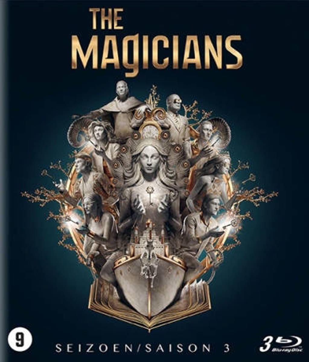 Magicians - Seizoen 3  (Blu-ray)
