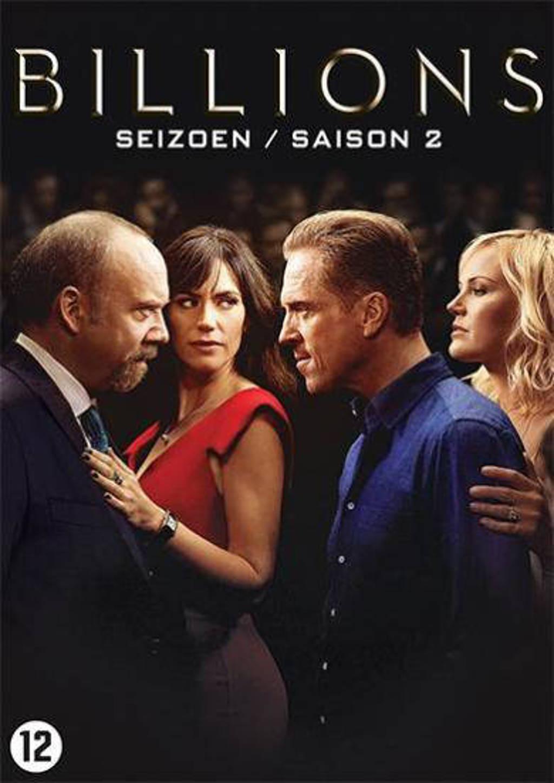 Billions - Seizoen 2  (DVD)