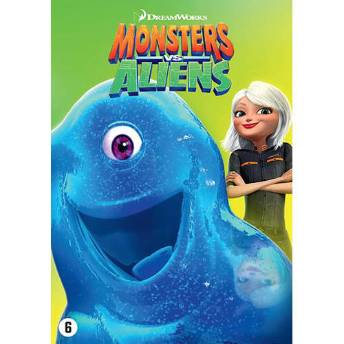 Monsters vs aliens (DVD) kopen