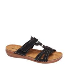 Bjorndal slippers zwart