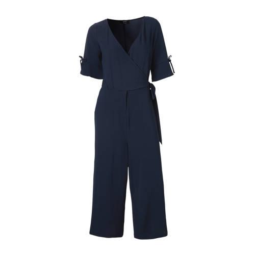 jumpsuit marineblauw