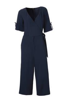 Yessica jumpsuit marineblauw