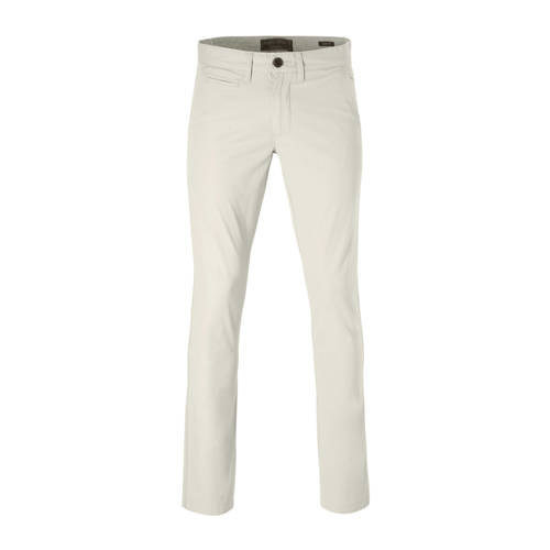 C&A Angelo Litrico slim fit chino lichtgrijs