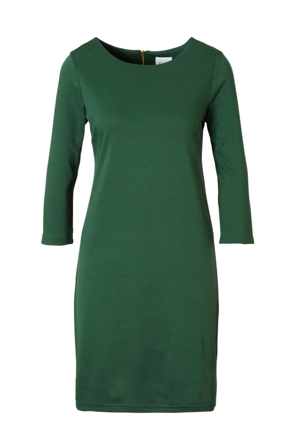VILA jurk, Groen
