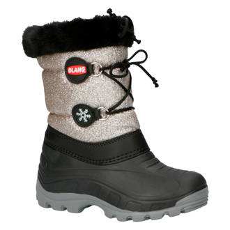 snowboots Patty zilver