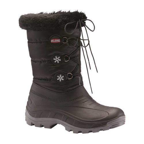 Olang snowboots Patty zwart kopen