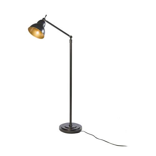 Riverdale Vloerlamp Jesse Ijzer Donkergrijs 148 cm
