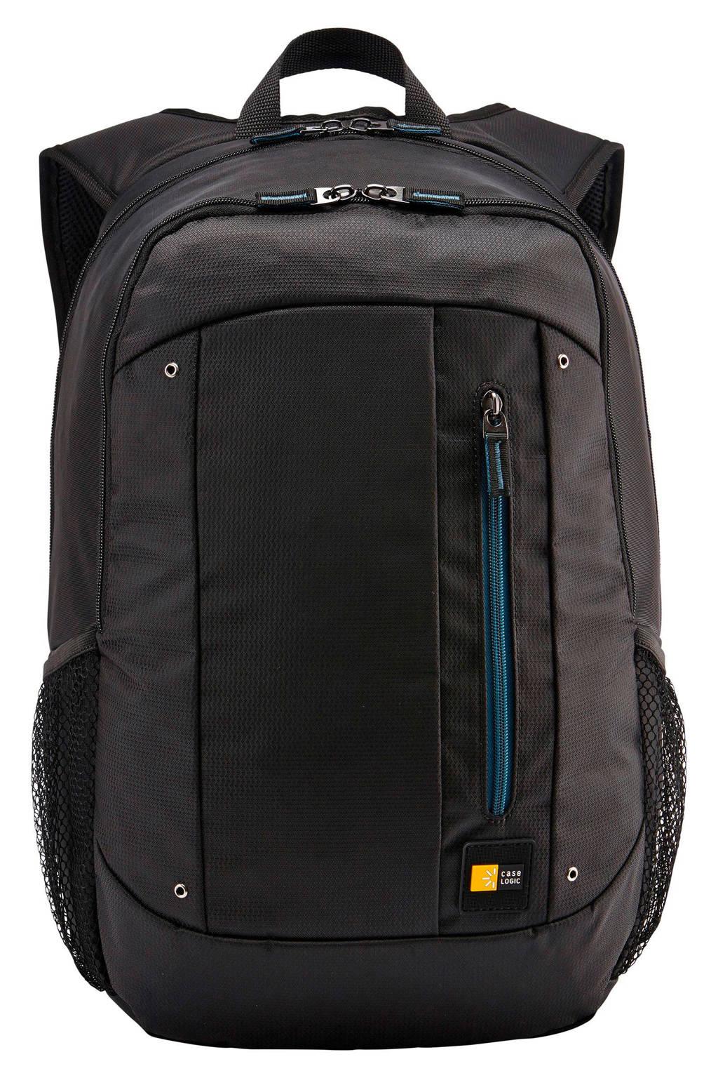 Case Logic Jaunt 15,6 inch laptoptas rugzak, Zwart