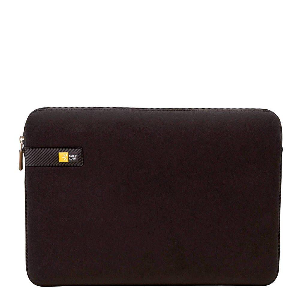 Case Logic LAPS-114 14 inch laptop sleeve, Zwart