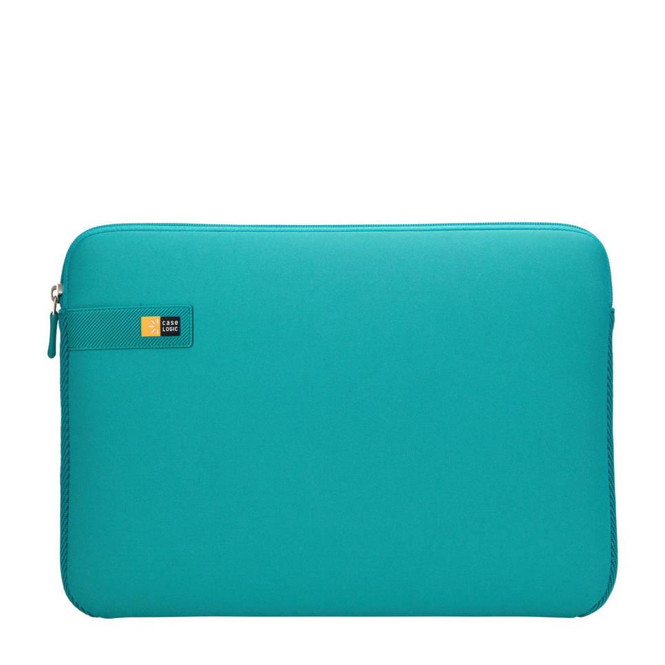 Case Logic LAPS-114 14 inch laptop sleeve, Azuurblauw