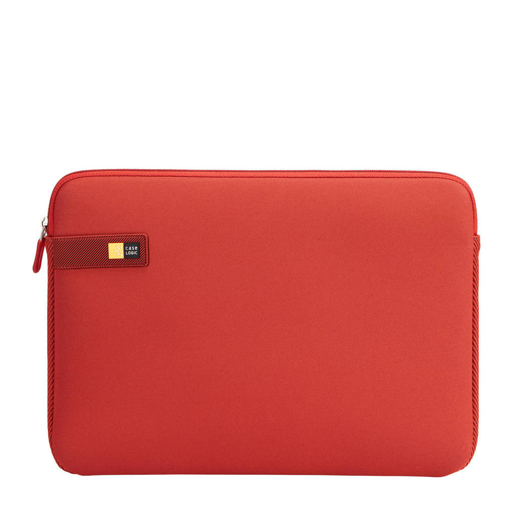 Case Logic LAPS-114 14 inch laptop sleeve, Rood