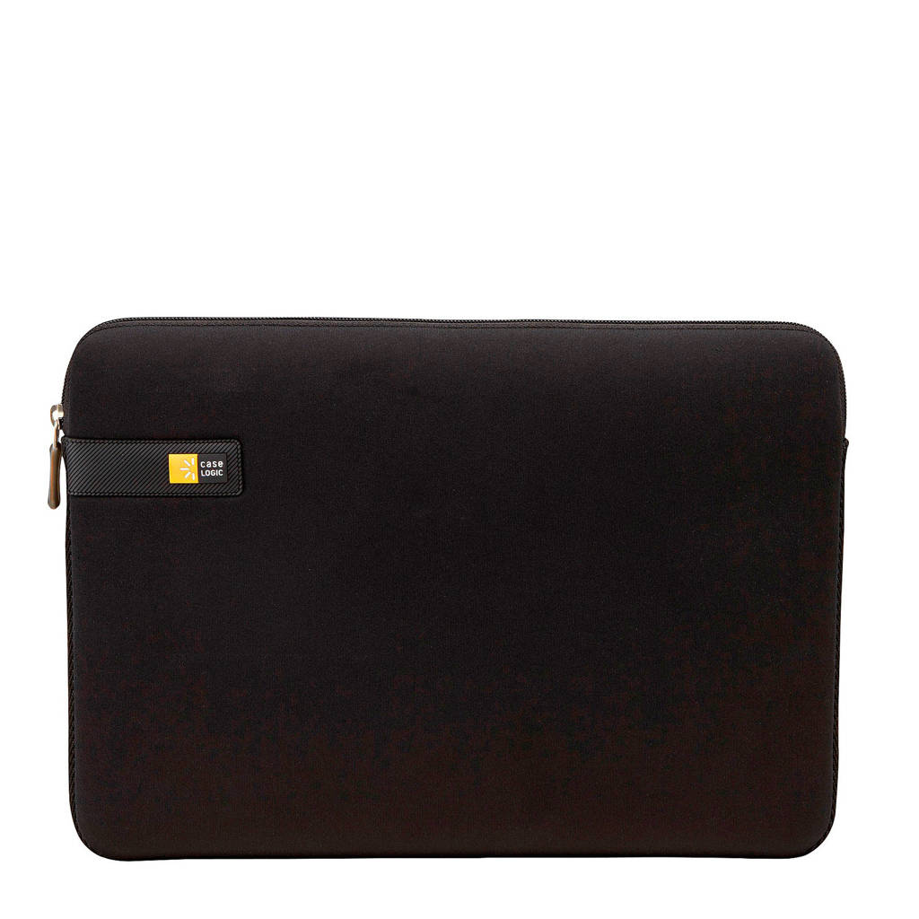 Case Logic LAPS-113 13,3 inch laptop sleeve, Zwart