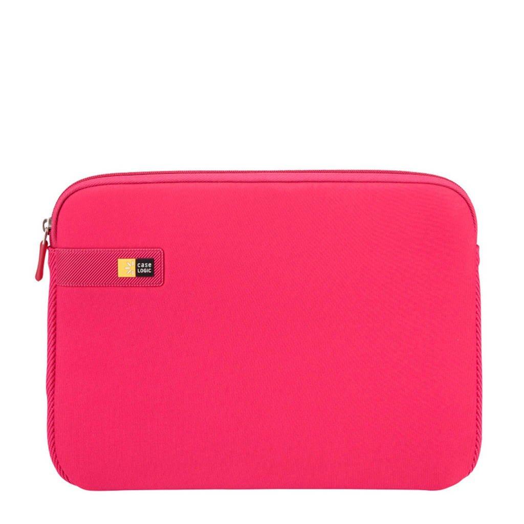 Case Logic LAPS-113 13,3 inch laptop sleeve, Roze