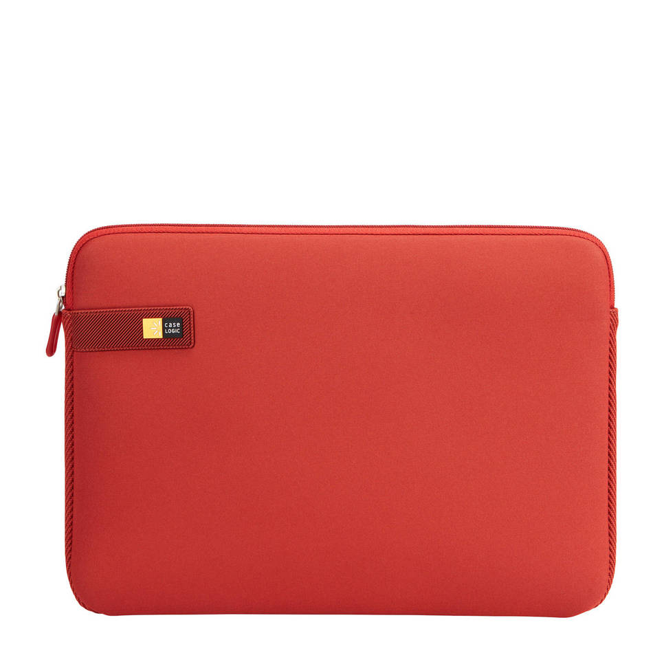Case Logic LAPS-116 15,6 inch laptop sleeve, Rood