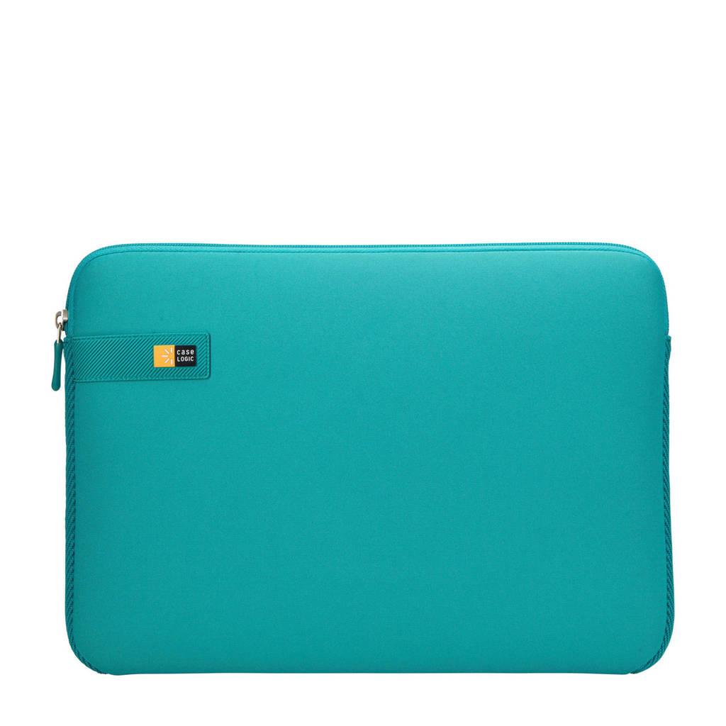 Case Logic LAPS-116 15,6 inch laptop sleeve, Azuurblauw