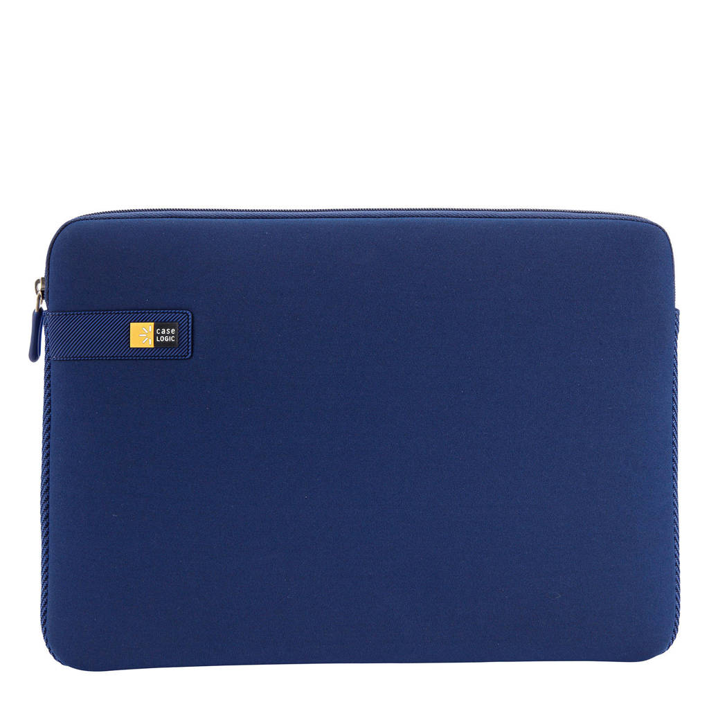 Case Logic LAPS-113 13,3 inch laptop sleeve, Donkerblauw
