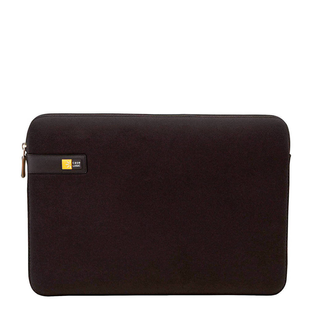 Case Logic LAPS-116 15,6 inch laptop sleeve, Zwart