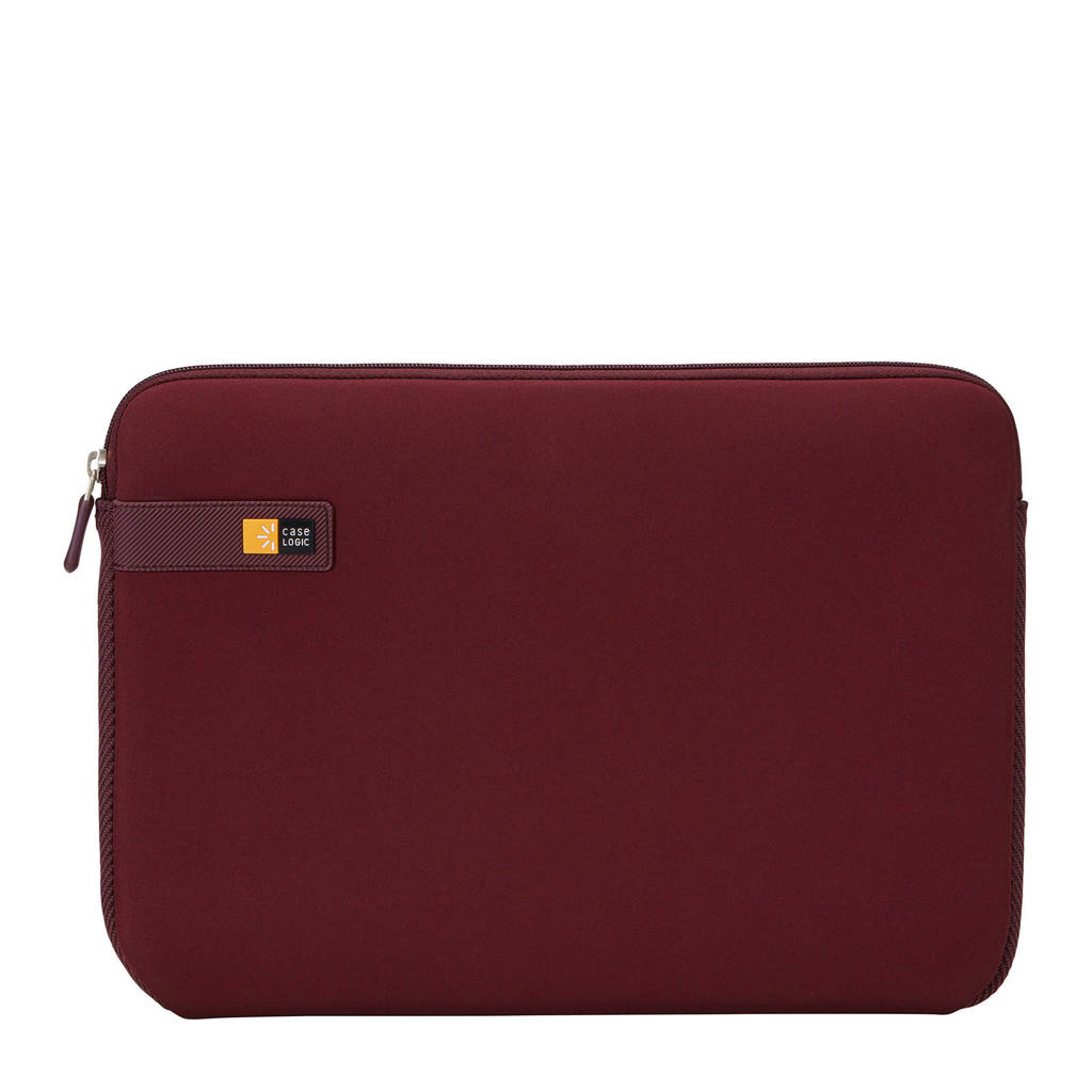 Case Logic LAPS-116 15,6 inch laptop sleeve, Bordeauxrood