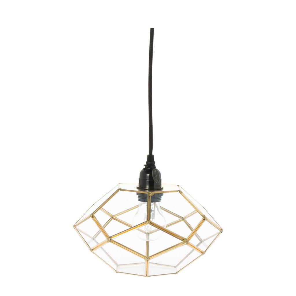 Riverdale hanglamp Felix, Goud