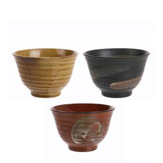 Kyotokom (Ø12,5 cm) (set van 3)