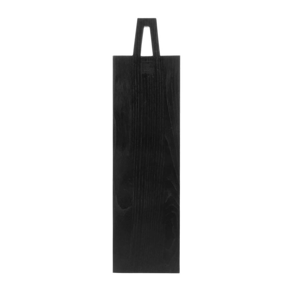 HKliving broodplank (15x55 cm), Zwart