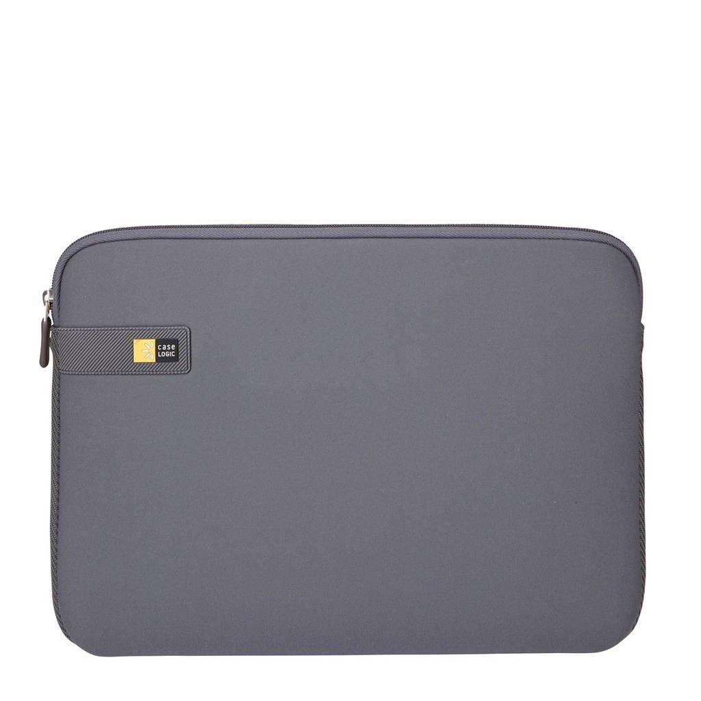 Case Logic LAPS-114 14 inch laptop sleeve, Grijs