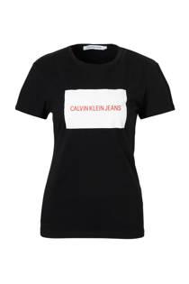 Calvin Klein Jeans T-shirt met logo opdruk