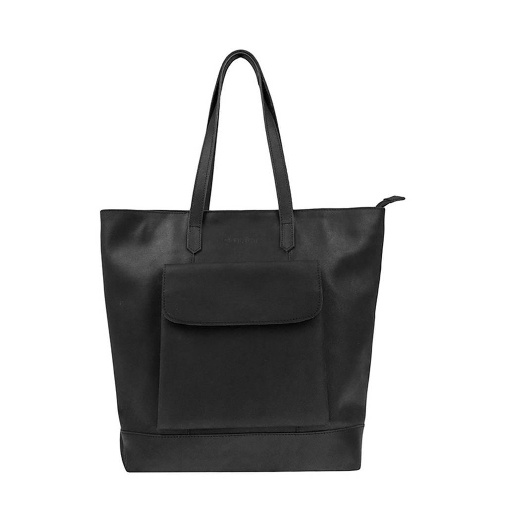 DSTRCT Riverside  Riverside Shopper Front Pocket, Zwart