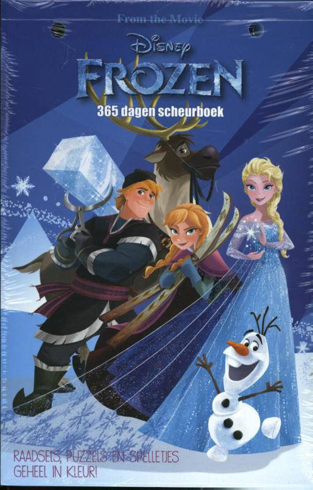 Frozen scheurkalender 2018